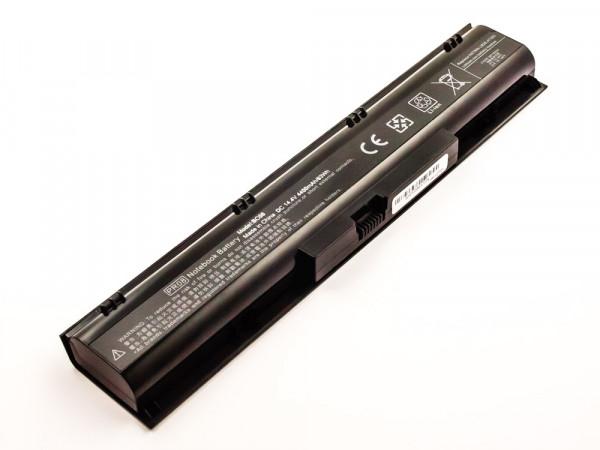 Akku für HP PROBOOK 4730S SERIES, PROBOOK 4740S SERIES Li-ion, 14,4V, 4400mAh