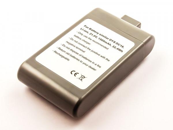 Akku für DYSON DC16 ersetzt BP01