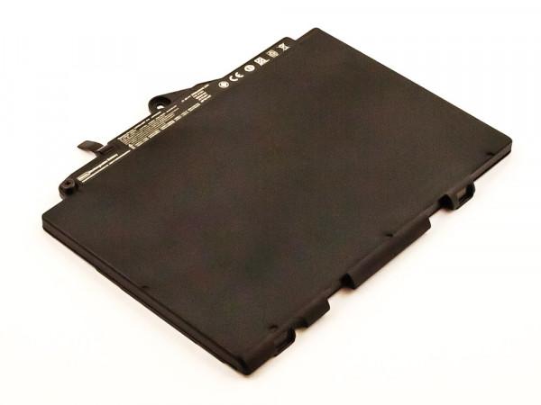 Akku für HP EliteBook 725 G3, EliteBook 820 G3 Li-Polymer, 11,4V, 3700mAh, 42,2Wh