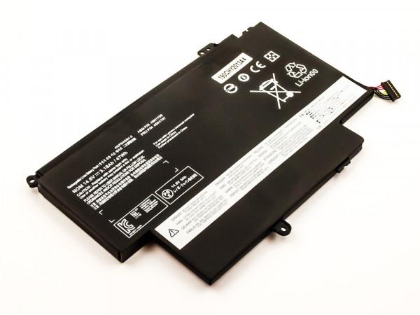 """Akku für Lenovo ThinkPad S1 Yoga 12, S1 Yoga 12.5"""" ersetzt 45N1704, 45N1705, 45N1706, 45N1707"""
