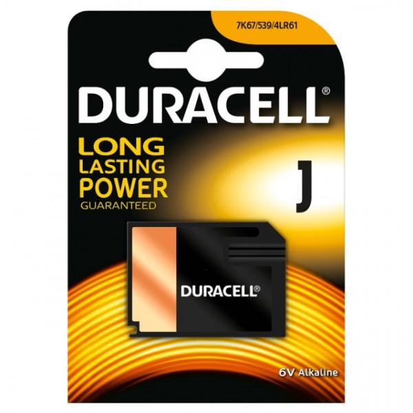 Duracell 7K67 Flachbatterie 4LR61 1er Blister