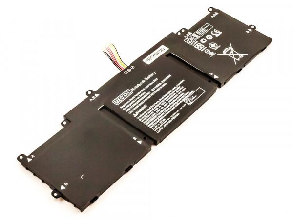 Akku für HP ersetzt 787089-541, 787521-005, HSTNN-UB6M, ME03XL 11,4V, 3250mAh, 37Wh