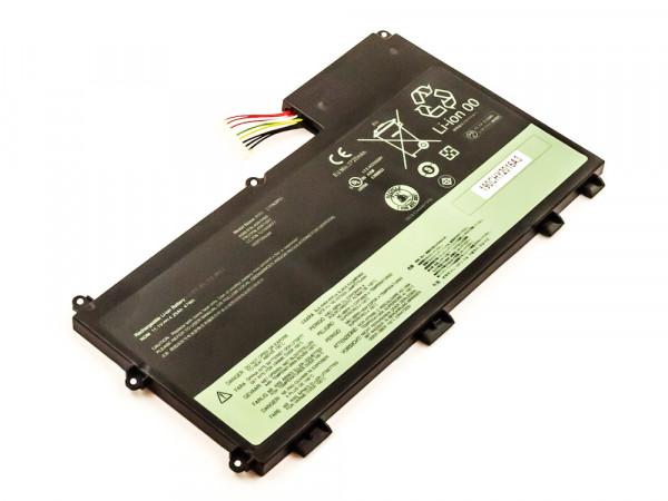 Akku für LENOVO ThinkPad T430u ersetzt 121500077, 45N1088, 45N1089, 45N1090, 45N1091, L11N3P51