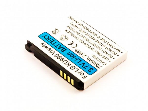 Akku für LG ersetzt SBPL0091101, SBPL0083505, LGIP-580A