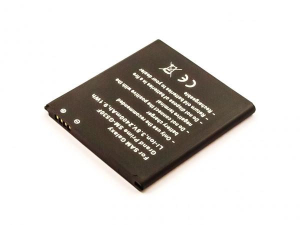 Akku für SAMSUNG BG530CBU, EB-BG530BBU, GH43-04372A, EB-BG530BBE