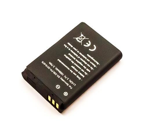 Akku für Aplicom 9133-5C, V2, MP-U-1, PX-1718-675, AK54, BAT-C120, T99, MP-S-A, NX11BT3002654