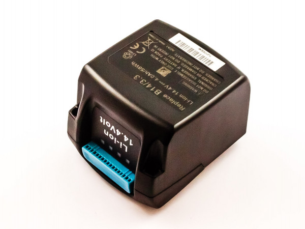 Akku für HILTI SFC 14-A ersetzt SFC 14-A, B14/3.3, 429788 Li-ion, 14,4V, 4000mAh, 57,6Wh