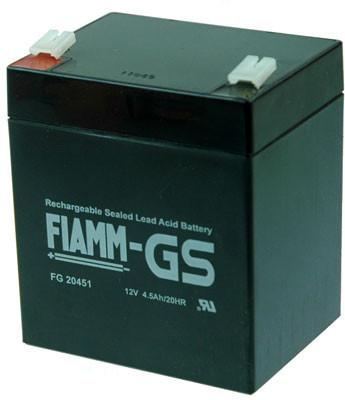 Fiamm Blei-Akku FG20451 Pb 12V / 4,5Ah