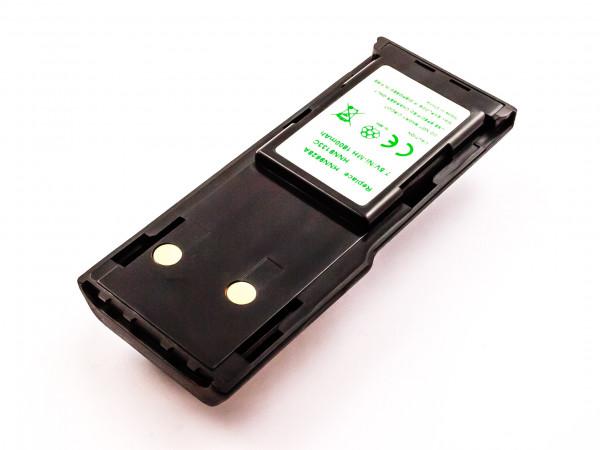 Akku für MOTOROLA GP300 ersetzt HNN9628A