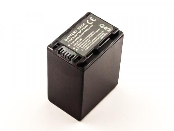 Akku für SONY ersetzt NP-FV70, NP-FV50, NP-FV30, NP-FV100