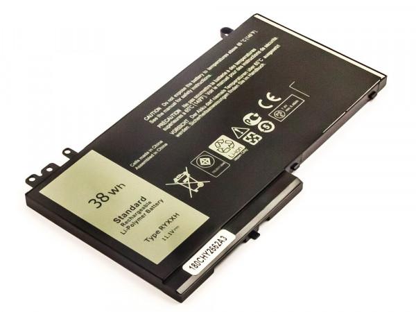 Akku für Dell Latitude 12 E5250 ersetzt 05TFCY, 09P402, 5TFCY, RYXXH, VVXTW