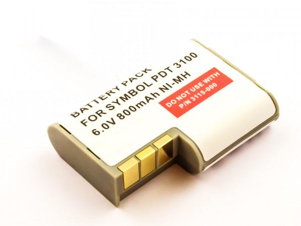 Akku für SYMBOL PDT 3146, PDT 3142, PDT 3140, PDT 3120, PDT 3110, PDT 3100
