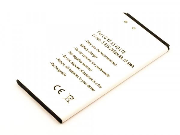Akku für LG F770S, G5 Mini, K600Y, MK6M, X Fast, X Mach, X5 ersetzt BL-42D1FA, EAC63238201