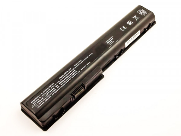 Akku für HP ersetzt 516355-001, HSTNN-IB74, KS525AA, 480385-001, HSTNN-DB75, HSTNN-XB75
