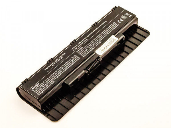 Akku für ASUS G551, G771, Li-ion, 11,1V, 4400mAh, 48,8Wh, black ersetzt A32N1405
