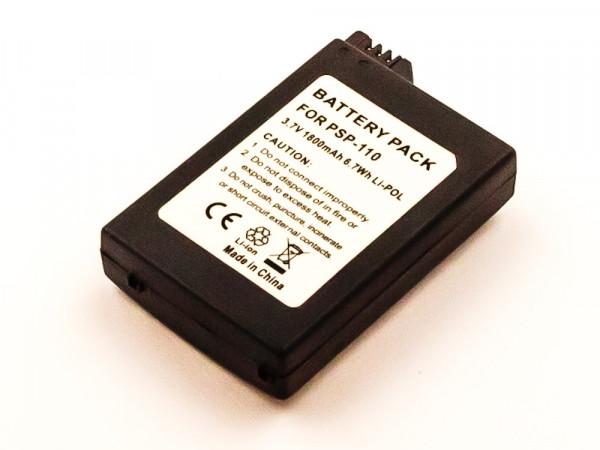 Akku für SONY PSP 1ST GENERATION ersetzt PSP-110