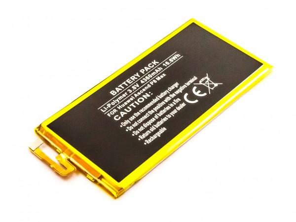 Akku für HUAWEI ASCEND P8 MAX ersetzt HB3665D2EBC