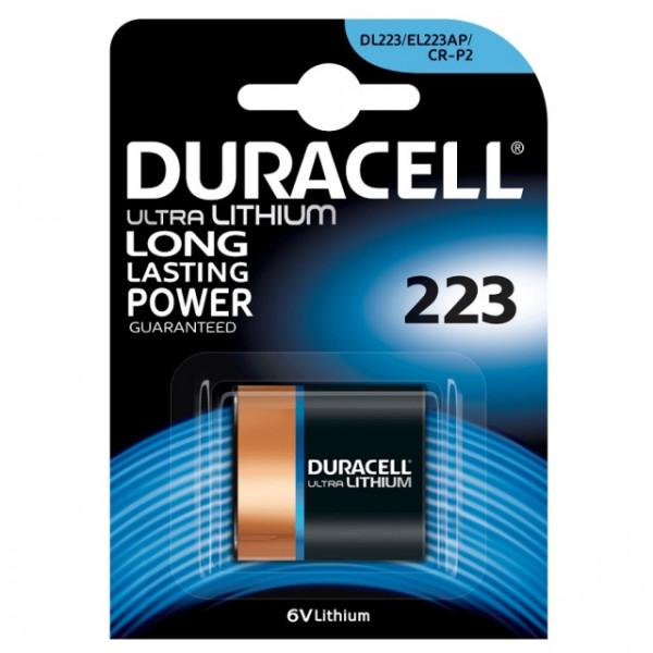 Duracell Ultra DL223 (CR-P2)
