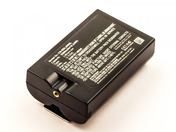 Akku für Ring 8VR1S7, Spotlight Cam, Video Doorbell 2 ersetzt 8AB1S7-0EN0