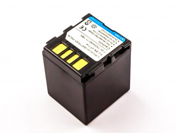 Akku für JVC ersetzt BN-VF707L, BN-VF714, BN-VF714US, BN-VF707, BN-VF707US, BN-VF714UE