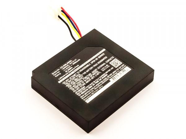 Akku für DYMO Label Manager 500TS, PnP Wireless, MobileLabeler, XTL 500,