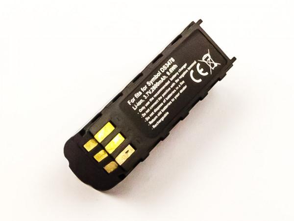Akku für Honeywell 8800 Motorola MT2000, MT2070, MT2090 Zebra MT2000, MT2070, MT2090