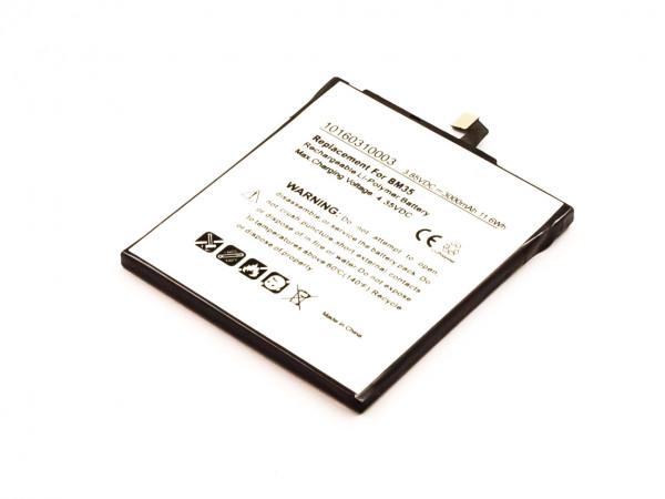 Akku für XIAOMI MI 4C, MI 4C DUAL SIM ersetzt BM35