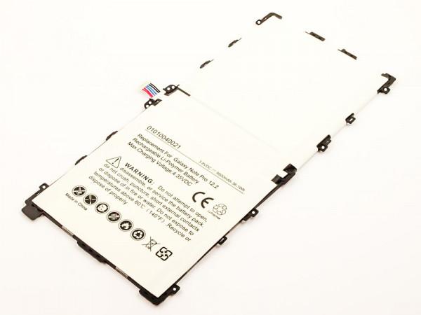 Akku für SAMSUNG T900, SM-P900, P905, P901, GALAXY NOTE PRO 12.2 ersetzt T9500C