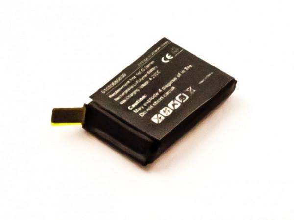 Akku für APPLE IWATCH 1ST G 38MM, A1553 ersetzt A1578