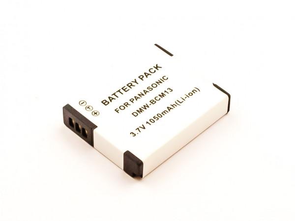 Akku für PANASONIC ersetzt DMW-BCM13E, DMW-BCM13