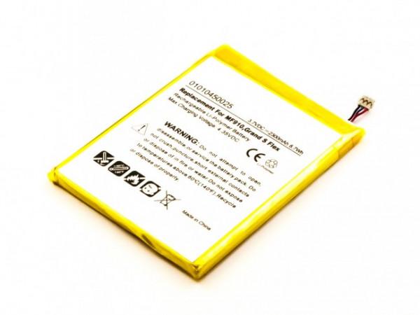 Akku für ZTE MF920V, MF910 4G LTE, MF910, GRAND S FLEX ersetzt LI3823T43P3H715345