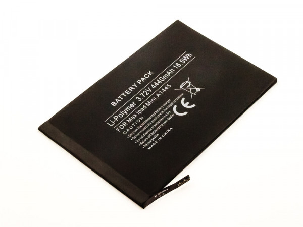 Akku für APPLE A1432, A1445, A1454, A1455, iPad Mini ersetzt 616-0687