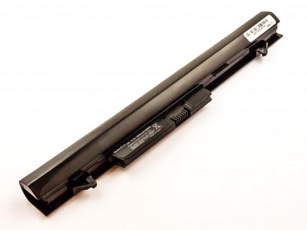 Akku für HP PROBOOK 430, 430 G1, 430 G2 ersetzt RA04, HSTNN-IB4L, H6L28ET 14,8V, 2600mAh