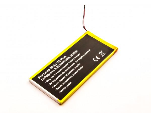 Akku für LENOVO Moto G5 Plus XT1677, XT1681, XT1683, XT1684, XT1685, HG40, SNN5984A