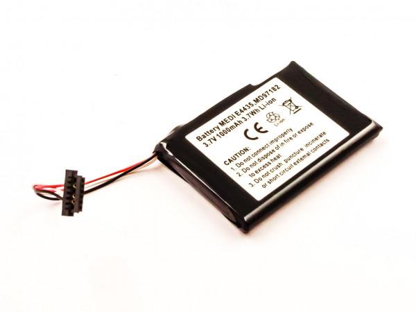 Akku für MEDION E4435, MD97182 ersetzt T300-1, 339000000000