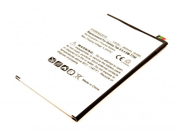Akku für SAMSUNG GALAXY TAB S 8.4 WIFI ersetzt EB-BT705FBE, EB-BT705FBC, EB-BT705FBU