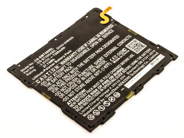 Akku für Samsung Galaxy Tab A 10.5 2018 ersetzt EB-BT595ABE, GH43-04840A