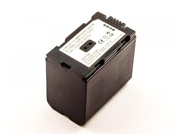 Akku für PANASONIC ersetzt CGR-D320E /-D28SE / 1B/VW-VBD25