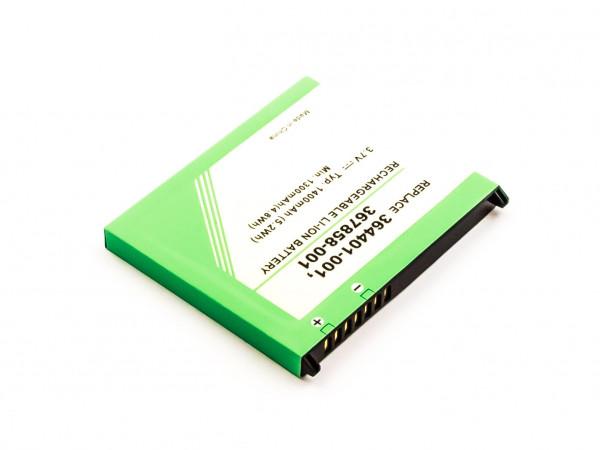 Akku für HP ersetzt 360136-002, 367858-001, 360136-001, 367205-001, HSTNH-H03C, 35H00042-00