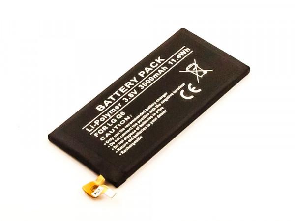 Akku für LG Q6A, Q6, M700N, M700DSK, M700AN, M700A ersetzt BL-T33