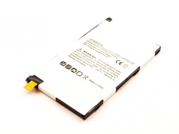Akku für SONY XPERIA Z1 COMPACT LTE, Z1 MINI ersetzt 1ICP4/53/88, 1274-3419.1, LIS1529ERPC