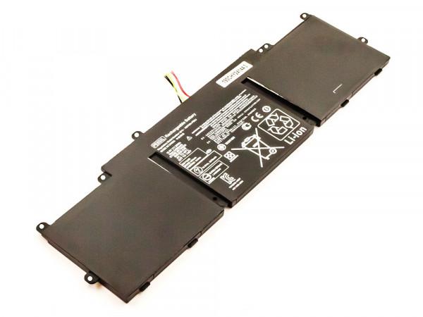 Akku für HP ersetzt 767068-005, HSTNN-PB6J, PE03, PE03XL Li-Polymer, 10,8V, 3490mAh
