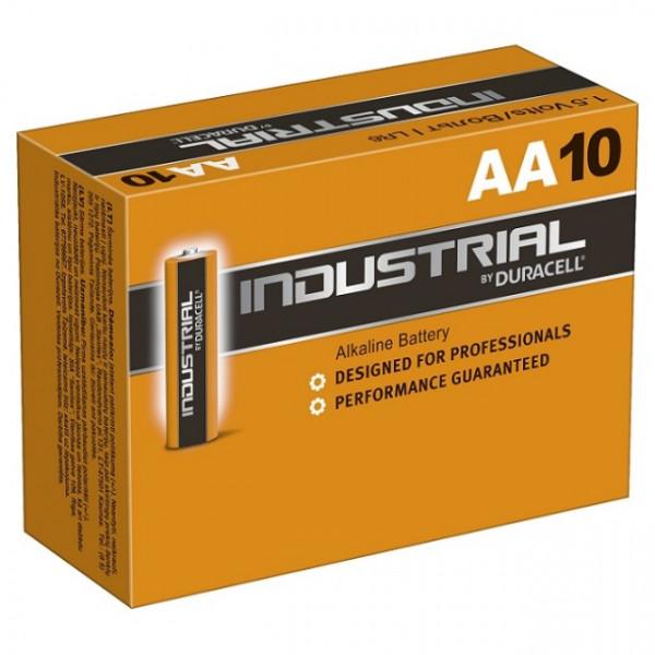 DURACELL AA ID1500 Industrial 10er Karton