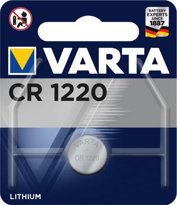 VARTA Professional Electronics Lithium CR 1220