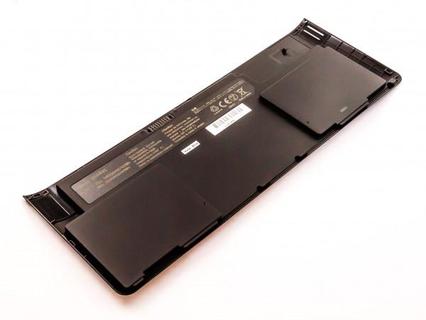 Akku für HP REVOLVE 810 ersetzt OD06XL, H6L25AA