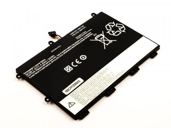Akku für Lenovo ThinkPad Yoga 11e ersetzt 45N1748, 45N1749, 45N1750, 45N1751