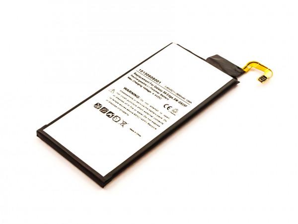Akku für SAMSUNG Galaxy S6 Edge ersetzt EB-BG925ABA, EB-BG925ABE, GH43-04420A, GH43-04420B