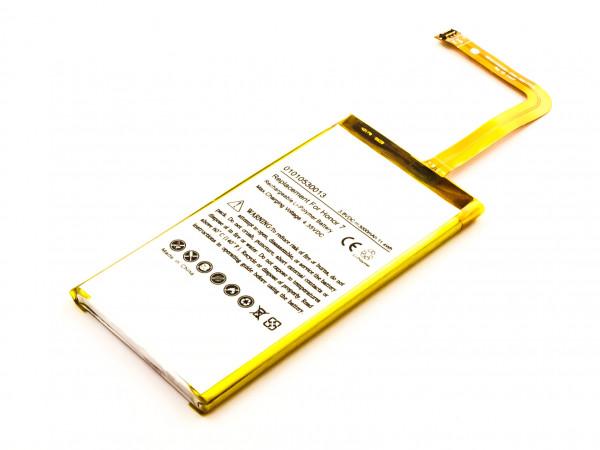 Akku für HUAWEI Honor 7 HB494590EBC Li-Polymer, 3,8V, 3000mAh
