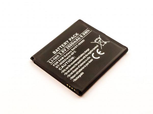 Akku für SAMSUNGGALAXY S4 ACTIVE, GALAXY S4 ersetzt B600BU, B600BE mit NFC