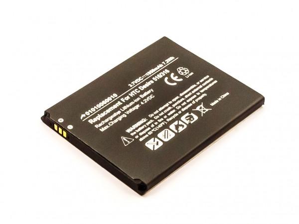 Akku für HTC DESIRE 516T, 516W, D316, D316D, D516D, D516T, 516C, 516, 516W, D516T, D516D
